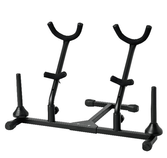Ultimate Support JamStand Double Sax Stand