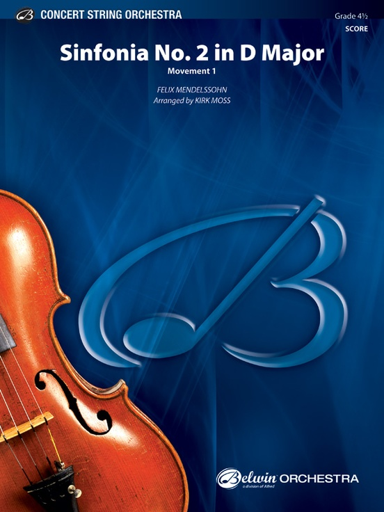 Sinfonia No. 2 in D Major
