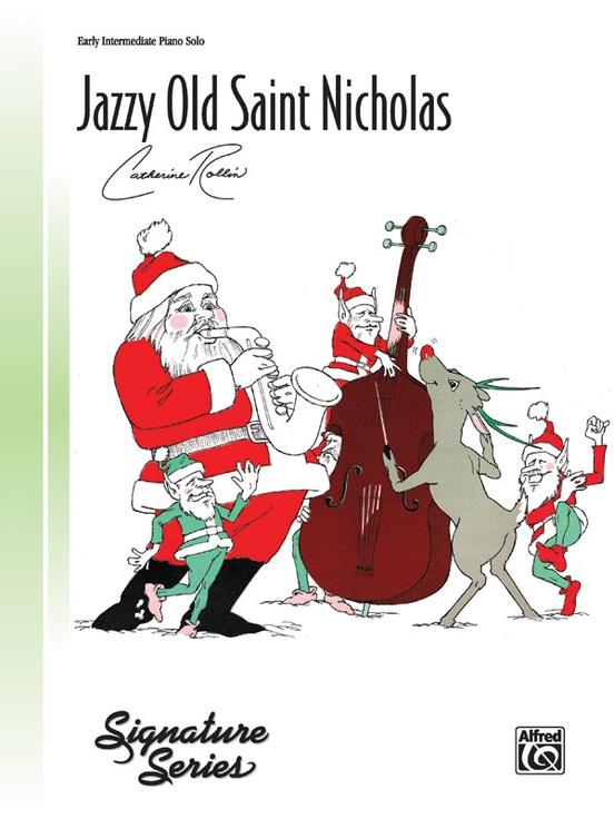 Jazzy Old Saint Nicholas