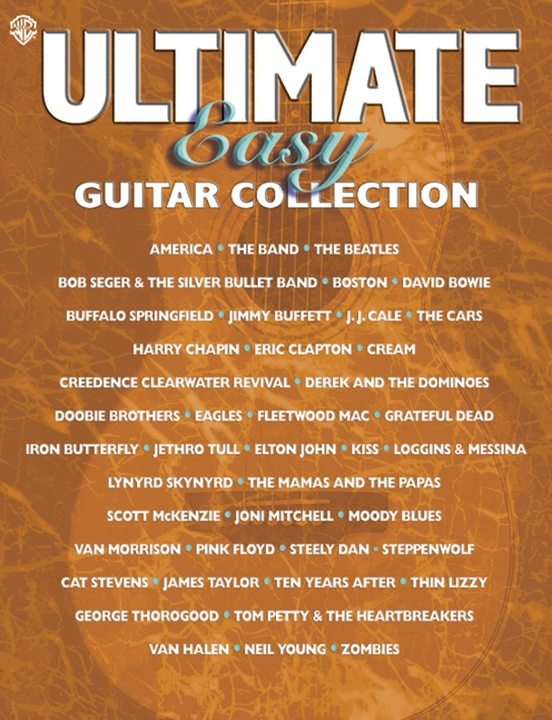 Ultimate Easy Guitar Collection: Easy Guitar Book