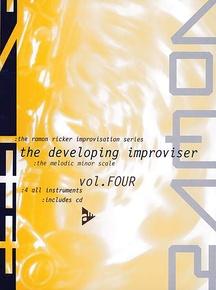 The Ramon Ricker Improvisation Series Vol. Four
