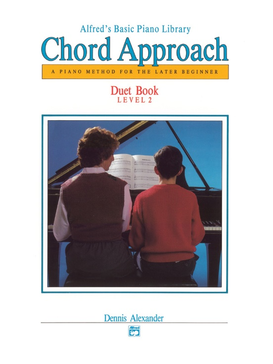 Alfred's Basic Piano: Chord Approach Duet Book 2