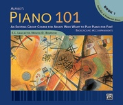 Alfred's Piano 101: CD 6-Disc Set for Level 1