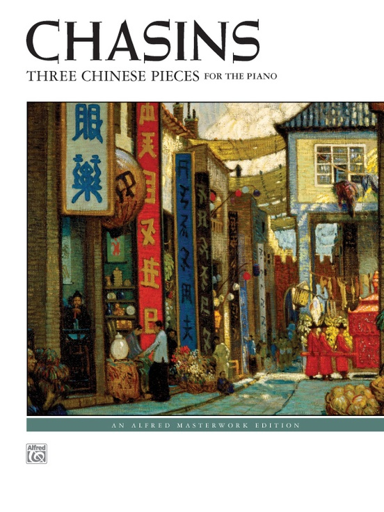 Busoni, Three Chinese Pieces