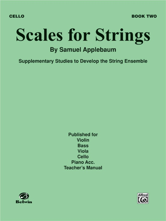 Scales for Strings, Book II
