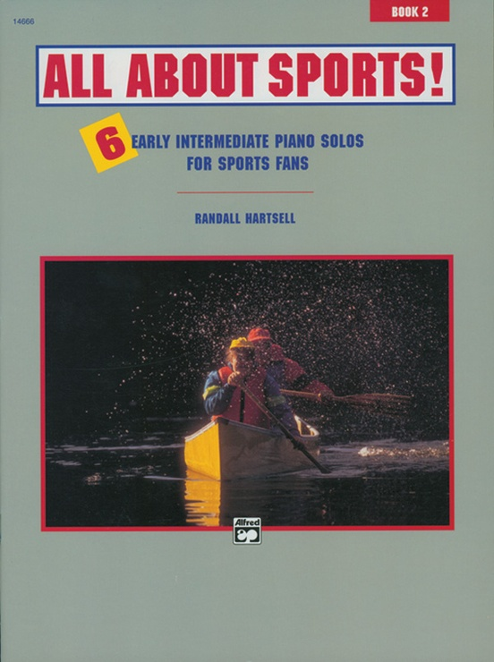 All About Sports!, Book 2