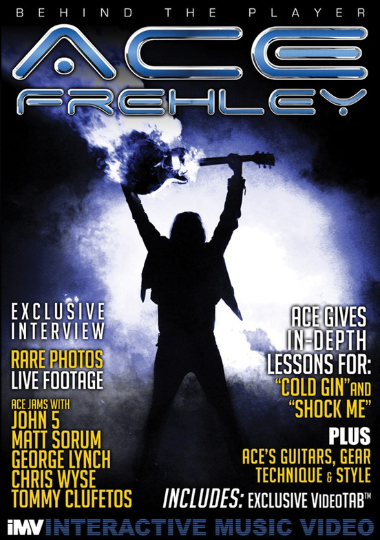Behind the Player: Ace Frehley