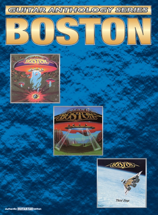 Boston: Guitar Anthology Series