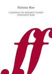 Cadenzas to Piano Concerto K491