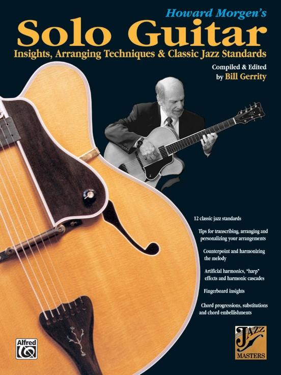 Howard Morgen's Solo Guitar