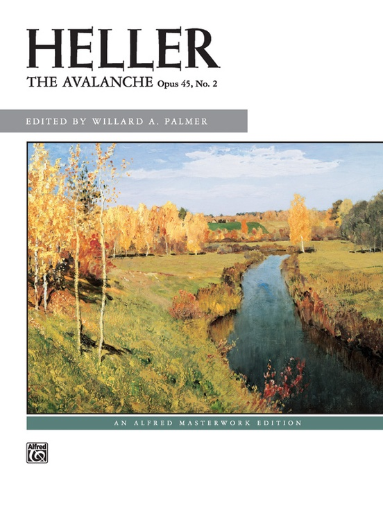 Heller: The Avalanche, Opus 45, No. 2