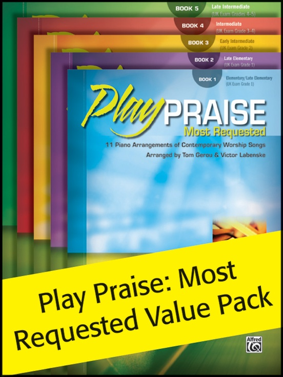 Play Praise: Most Requested 1-5 (Value Pack)