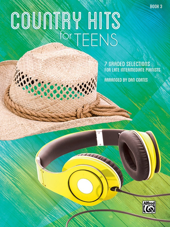 Country Hits for Teens, Book 3