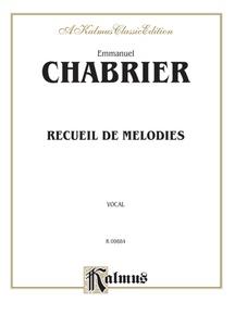 Recueil de Melodies