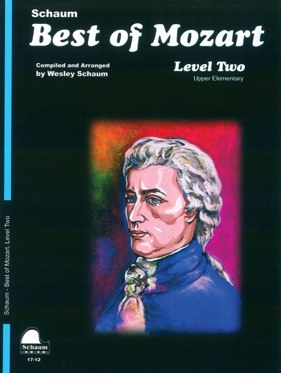 Best of Mozart, Level 2