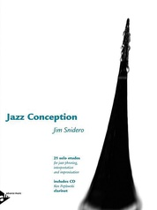 Jazz Conception: Clarinet