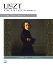 Liszt, Sonata in B Minor