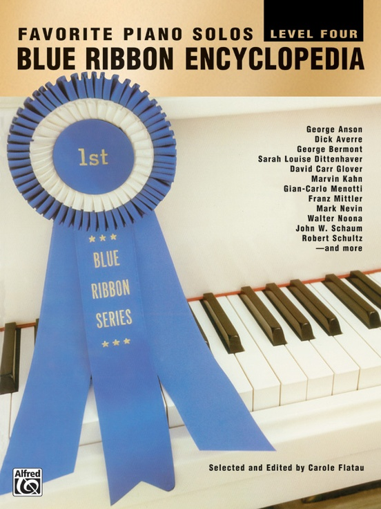 Blue Ribbon Encyclopedia, Level 4