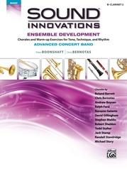 Sound Innovations for Concert Band: Ensemble Development for Advanced Concert Band