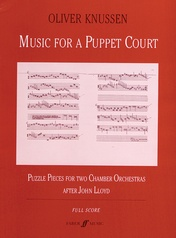 Music for a Puppet Court