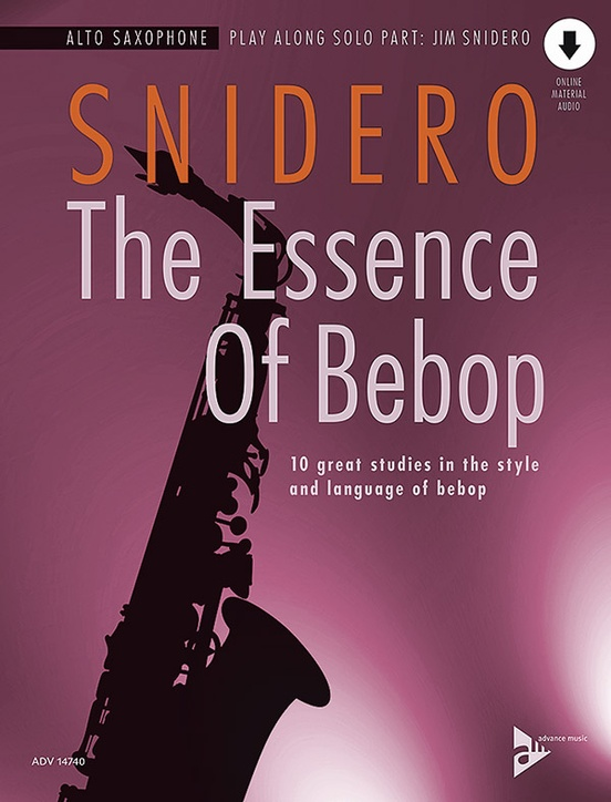 The Essence of Bebop: Alto Saxophone