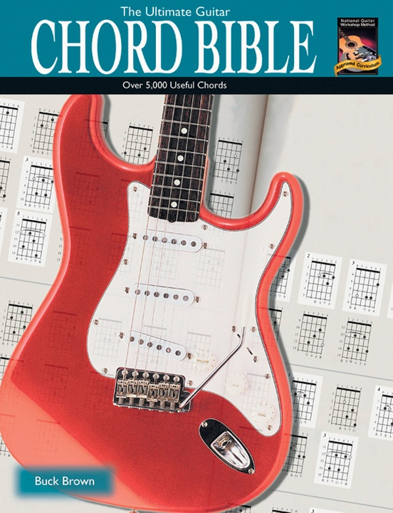 The Ultimate Guitar Chord Bible: