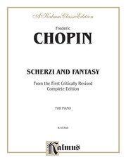 Scherzi and Fantasy in F Minor