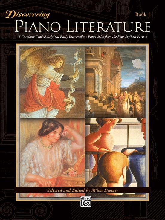 Discovering Piano Literature, Book 1