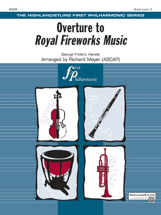 Overture to Royal Fireworks Music