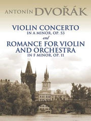 Violin Concerto and Romance for Violin and Orchestra