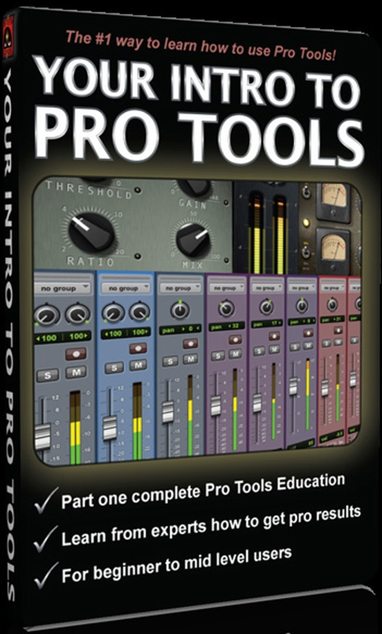 Your Intro to Pro Tools