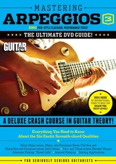 Guitar World: Mastering Arpeggios 3