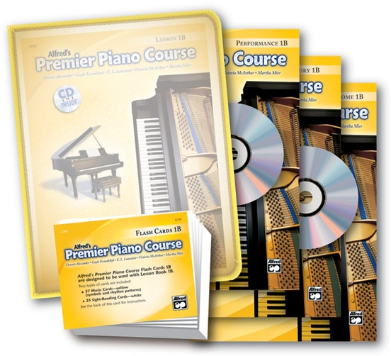 Premier Piano Course, Success Kit 1B