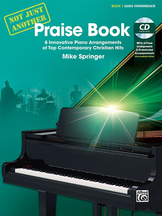Not Just Another Praise Book, Book 1