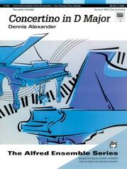 Concertino in D Major