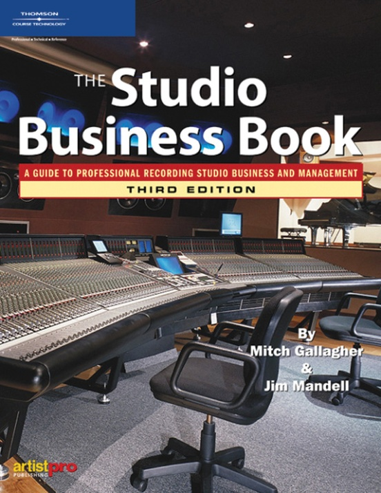 The Studio Business Book (3rd Edition)
