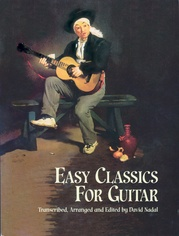 Easy Classics for Guitar