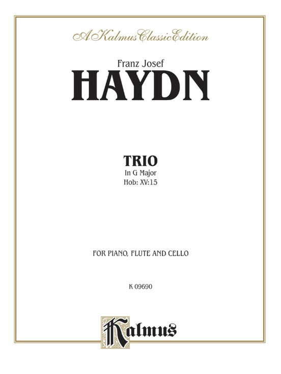 Trio in G Major (Hob: XV:15)