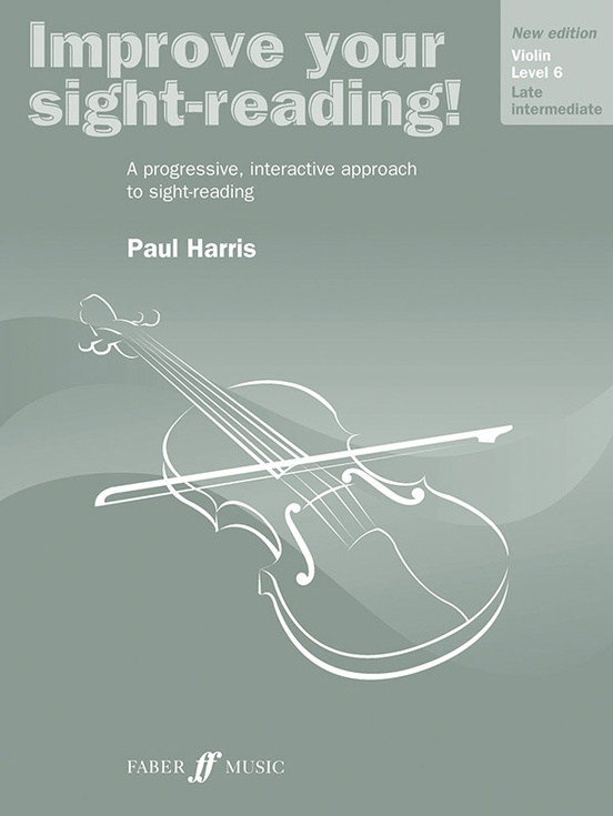 Improve Your Sight-Reading! Violin, Level 6 (New Edition)
