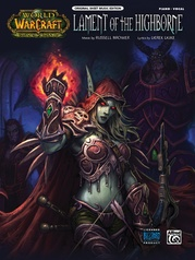 Lament of the Highborne (from World of Warcraft)