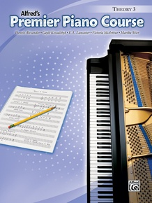Premier Piano Course, Theory 3