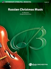 Russian Christmas Music