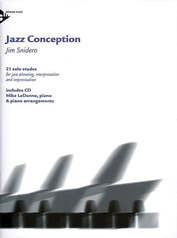 Jazz Conception: Piano
