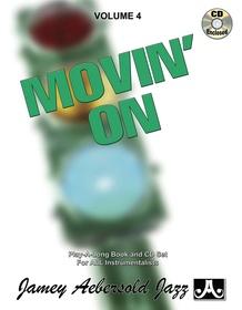 Jamey Aebersold Jazz, Volume 4: Movin' On