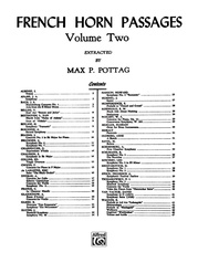 French Horn Passages, Volume II