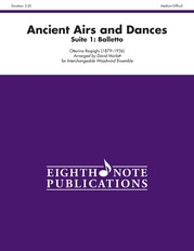 Ancient Airs and Dances, Suite 1 Balletto