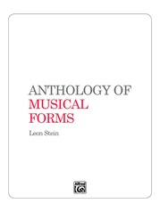 Anthology of Musical Forms