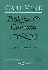 Prologue & Canzona