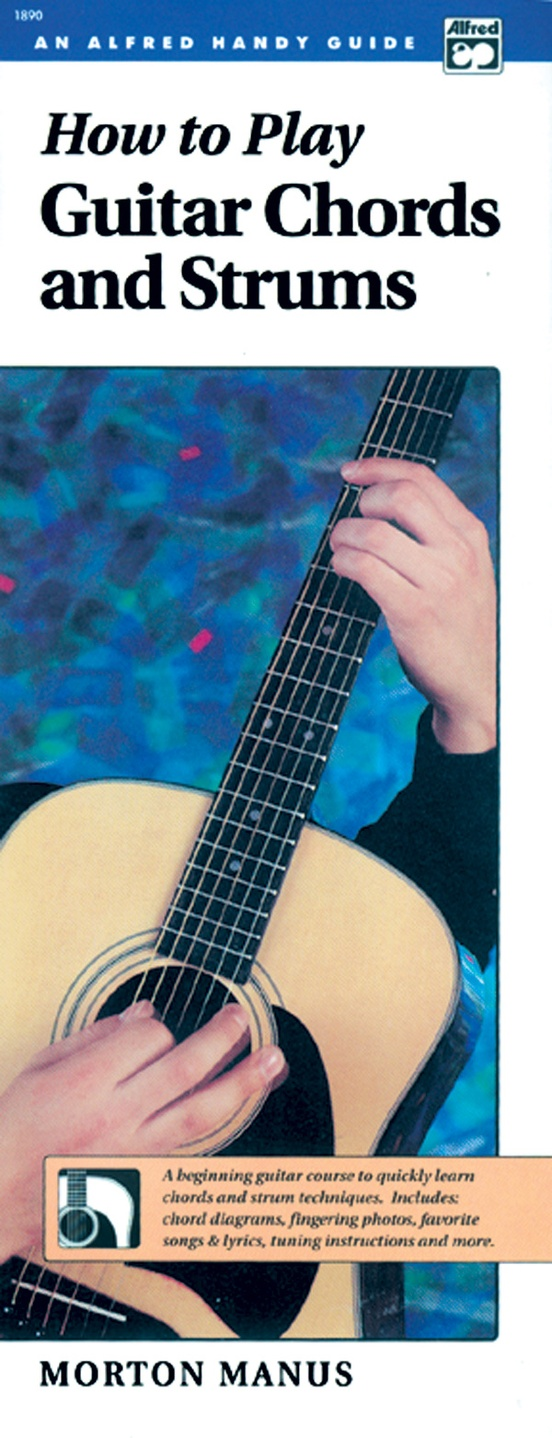 How To Play Guitar Chords And Strums Guitar Book