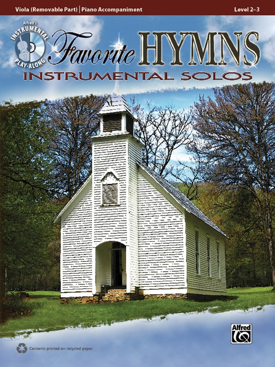 Favorite Hymns Instrumental Solos for Strings